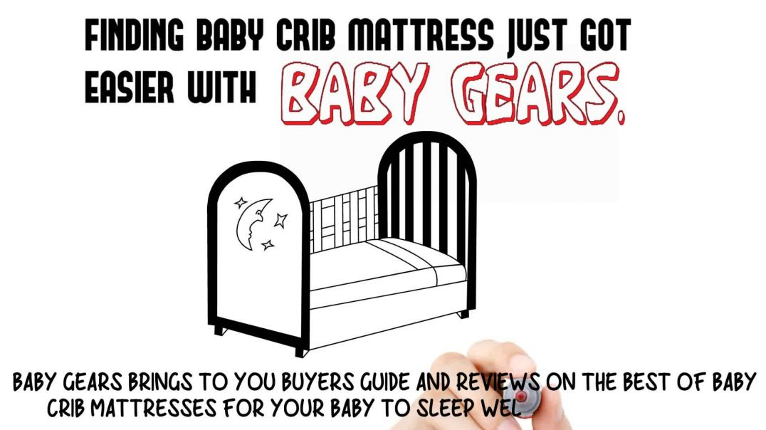 12 Best Infant And Toddler Mattresses In The Market