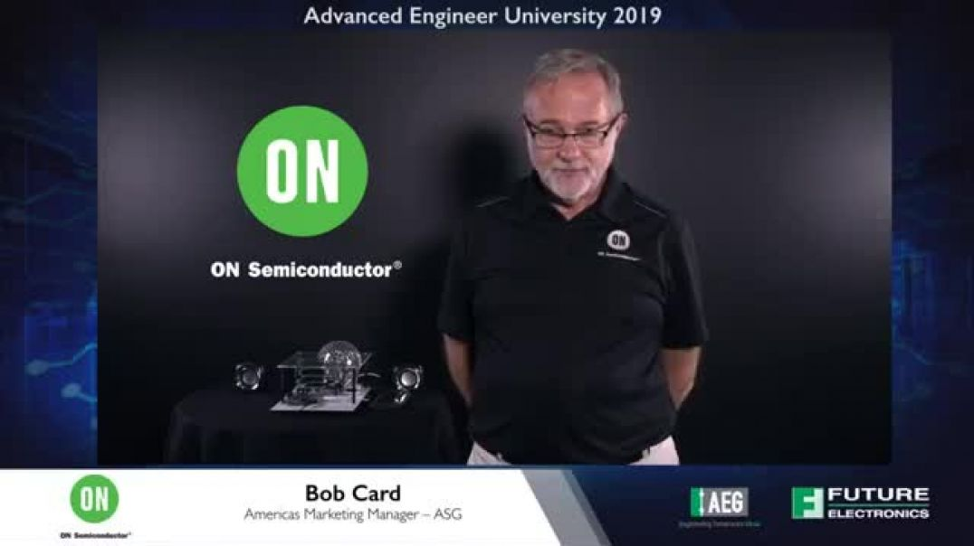 AEU2019: ON Semiconductor: Expanding Technology Horizons. Unravel the full board potential