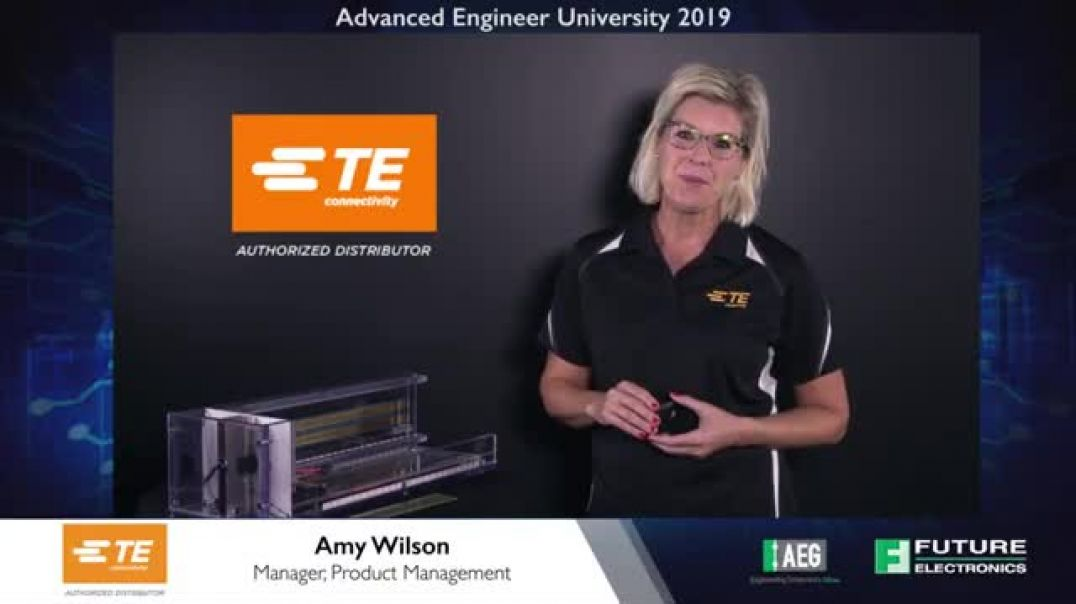 AEU 2019: TE Connectivity – Sliding Power Connector