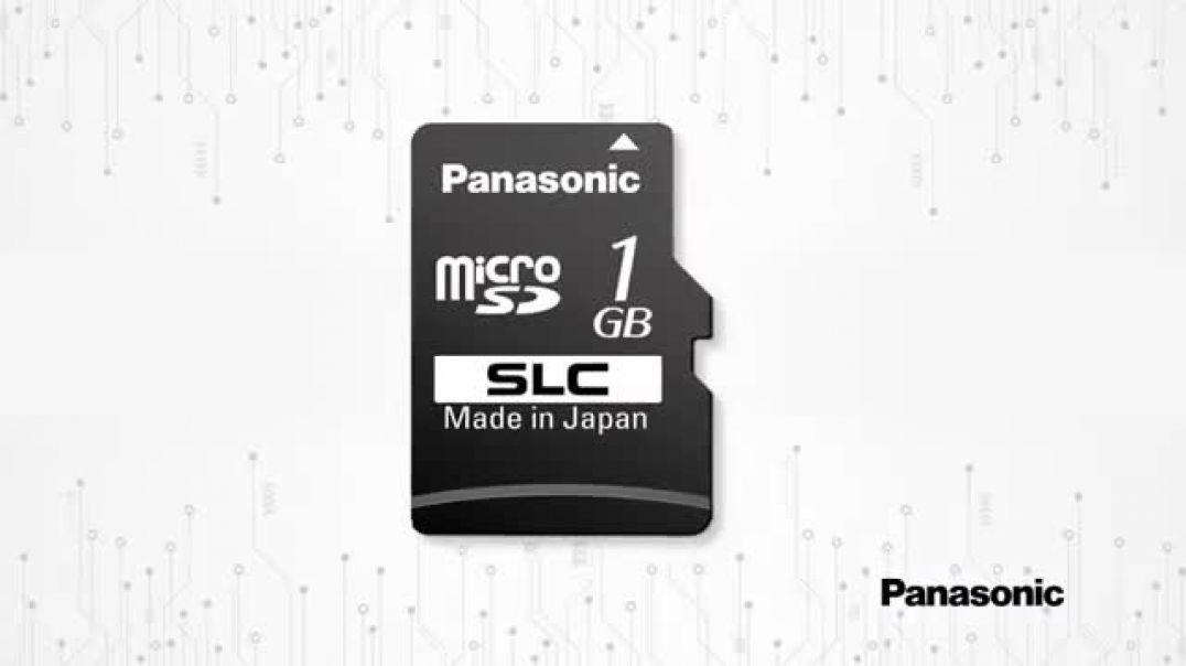 Panasonic's Quick Clips  SC Series Industrial microSD Flash Memory Cards