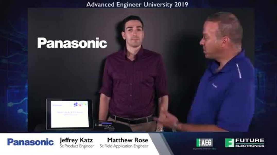 AEU 2019: Panasonic's PAN1780 BLE 5.0 Relay Demo Board
