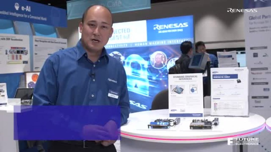 Renesas RA Ready Partner Solutions – Rich Graphics and HMI
