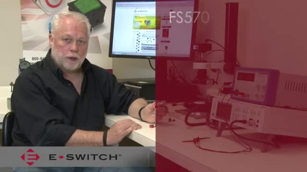 Featured Parts: E-Switch FS5700 Series