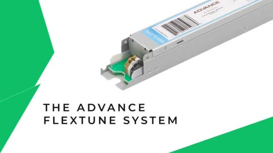 Signify - LED Lighting Solutions with the Advance FlexTune System