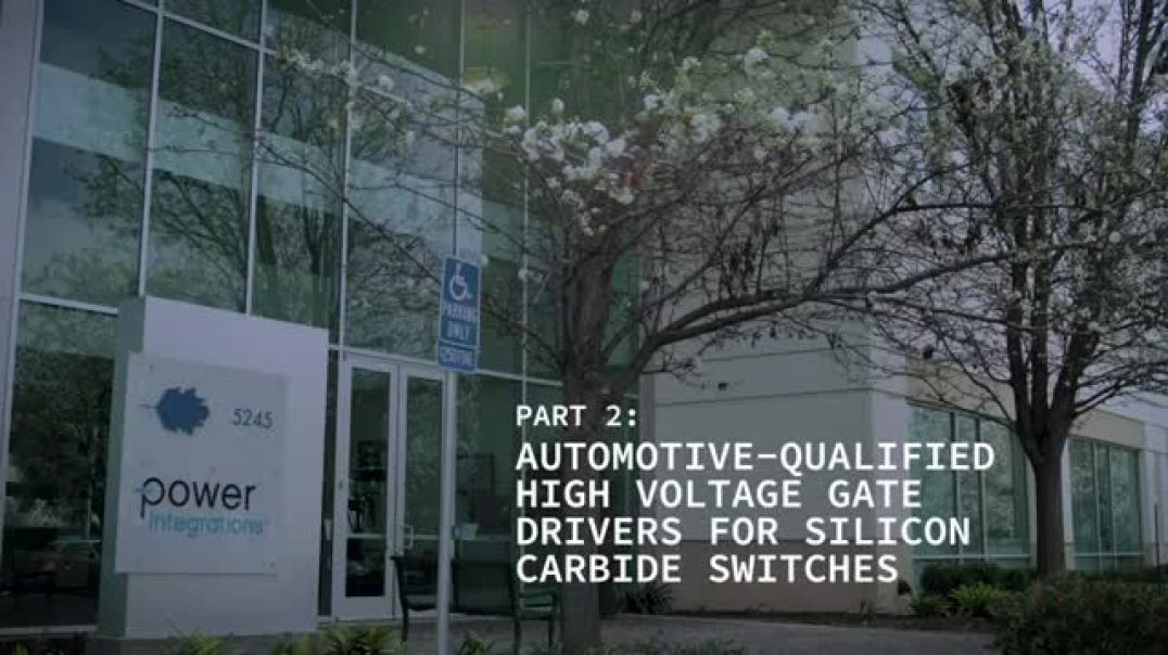 Power Integrations' APEC 2020 Virtual Booth - Balu on SiC for Automotive