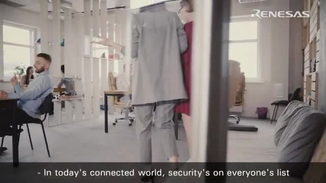 Renesas: Security in the Connected World