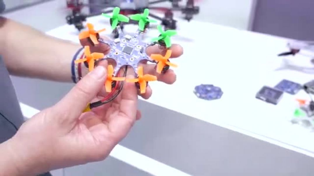 Infineon: AURIX based multicopter solutions and mini drones