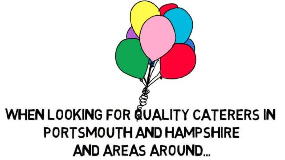 Get FREE Quotes from Catering Providers in Portsmouth, Dorset, Hampshire, Bourne.mp4